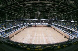 The Copper Box Arena, sports hall
