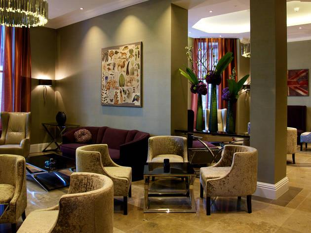 Hotel Xenia lobby