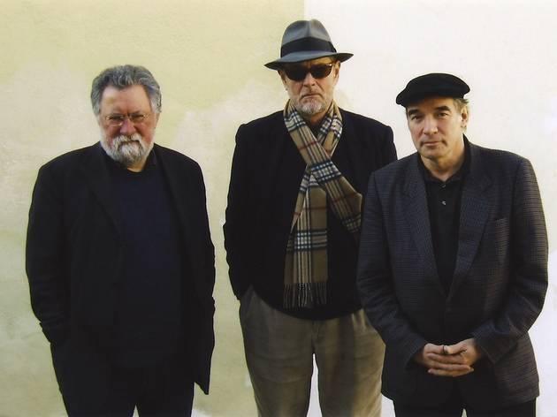 LONDON JAZZ FESTIVAL: Schlippenbach Trio Vs Noszferatu