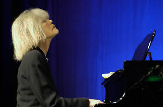 LONDON JAZZ FESTIVAL: Carla Bley/Steve Swallow/Andy Sheppard