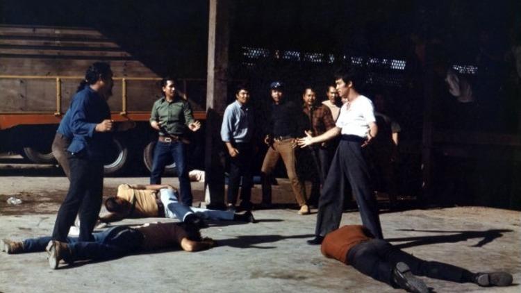 'Big Boss' (1971) (Combat dans l'usine)