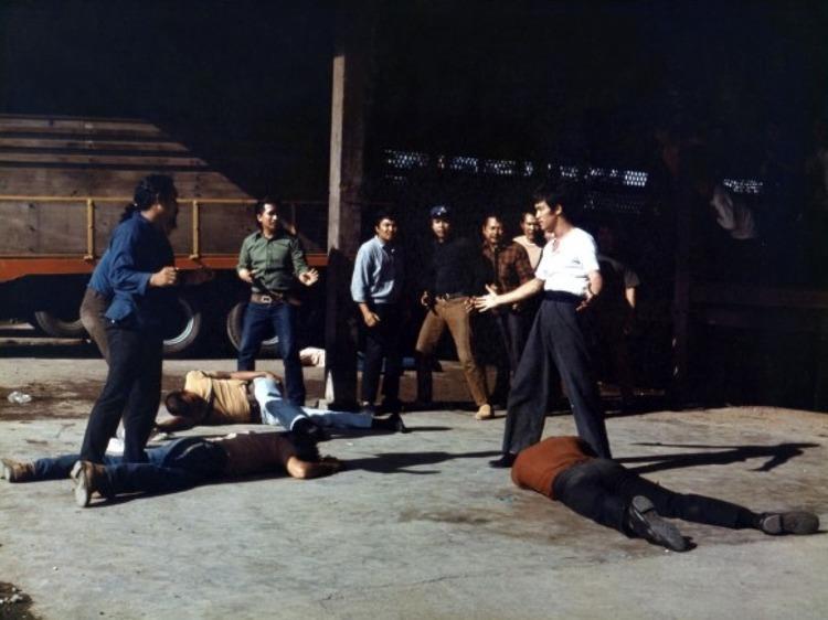 Bruce Lee en 10 scènes cultes