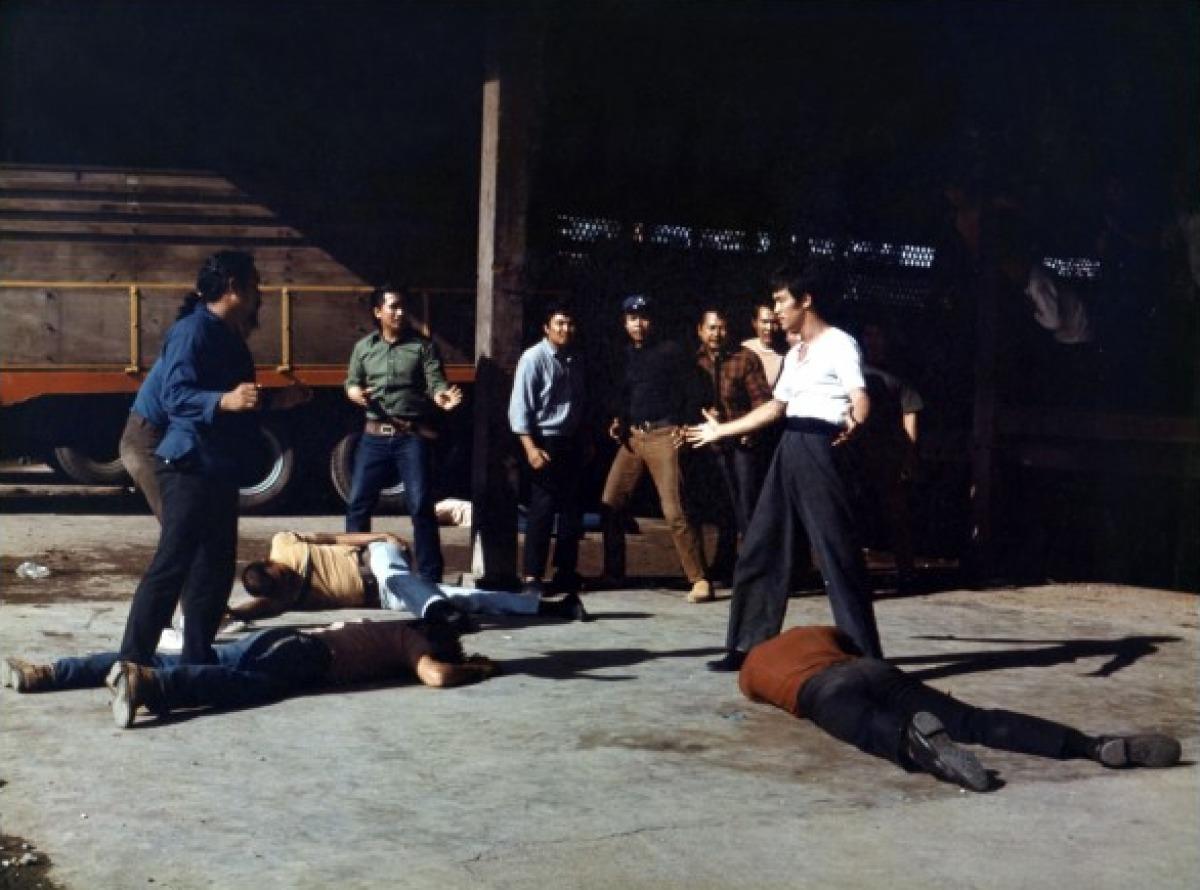 Films à voir : Bruce Lee en dix scènes cultes