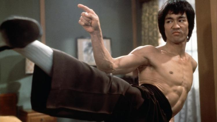 'La Fureur de vaincre' (1972) (Scène du dojo)