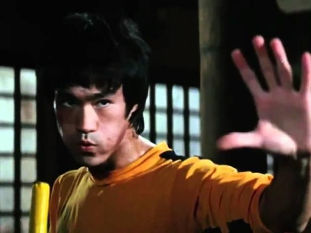 'Le Jeu de la mort' (1978) (Le maître du nunchaku)