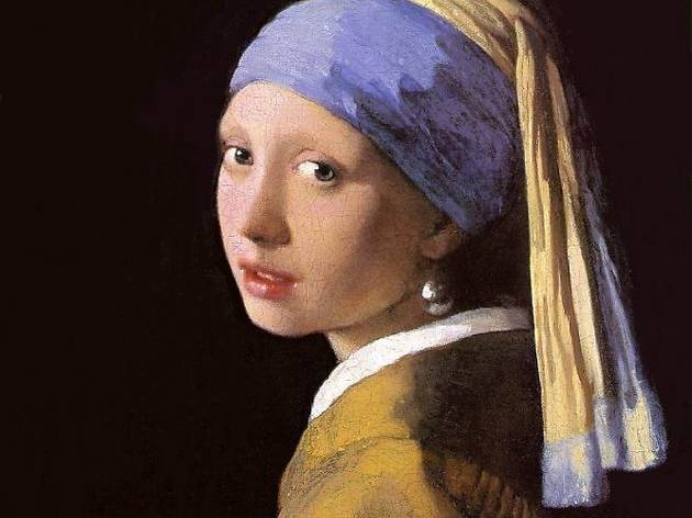 """Vermeer, Rembrandt, and Hals: Masterpieces of Dutch Painting from the Mauritshuis"""