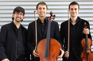 XV Cicle de Clàssica a Les Corts: Trio Pedrell