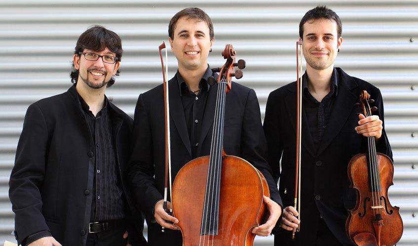 Mas i Mas Festival 2016: Trio Pedrell