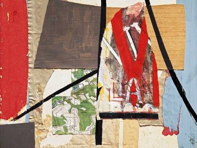"""Robert Motherwell: Early Collages"""