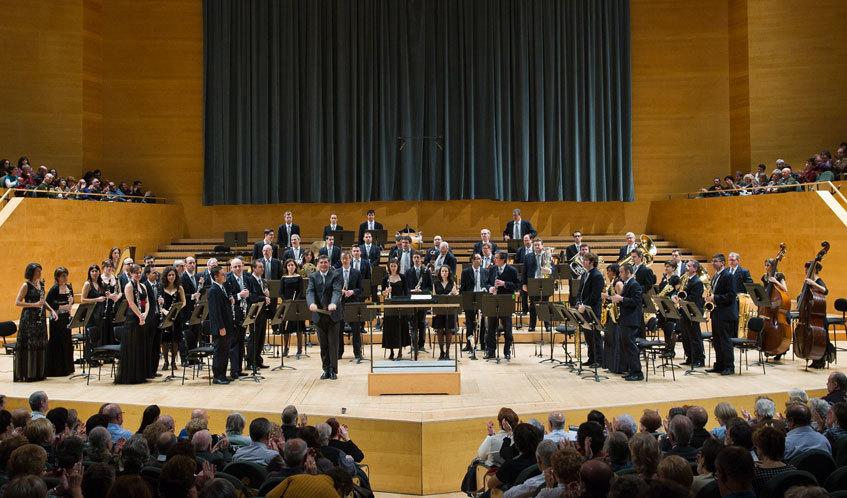Concert de la Gent Gran Sant Andreu 2016