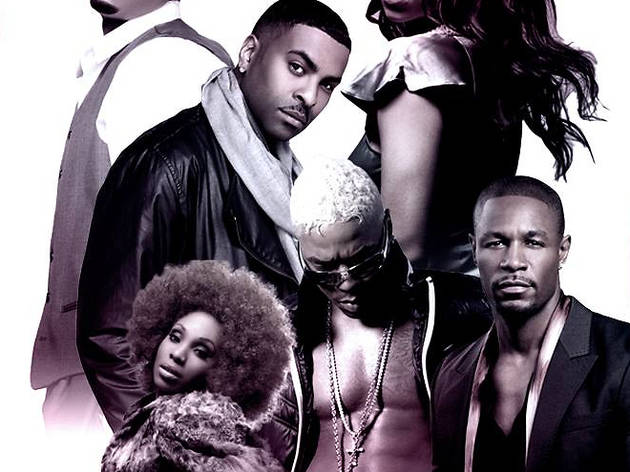 The Show: Faith Evans + Donell Jones + Dave Hollister + more