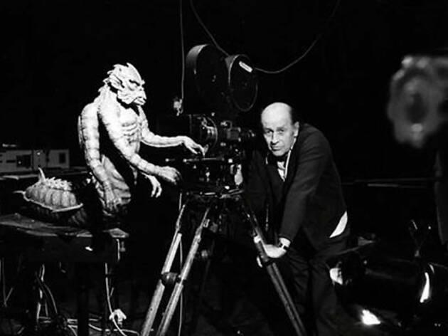 Domingos de Videodromo en el Carrillo Gil presenta El inicio de Ray Harryhausen