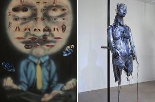 """Stewart Uoo and Jana Euler: Outside Inside Sensibility"""