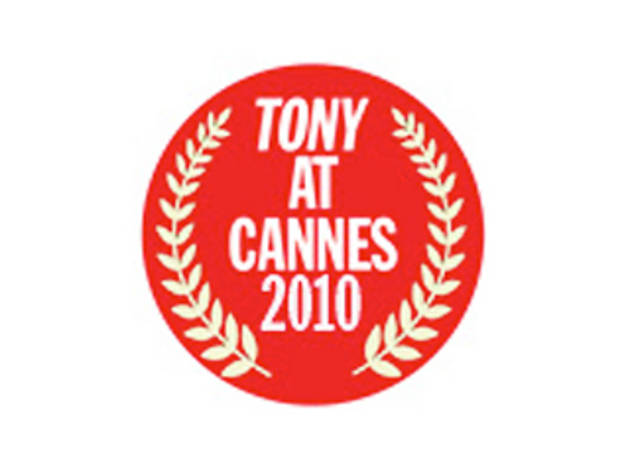 TONY at Cannes 2010