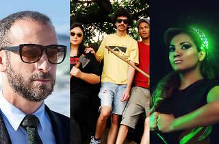 Mais Um! New Sounds of Brazil: Gaby Amarantos + Lucas Santtana + Graveola