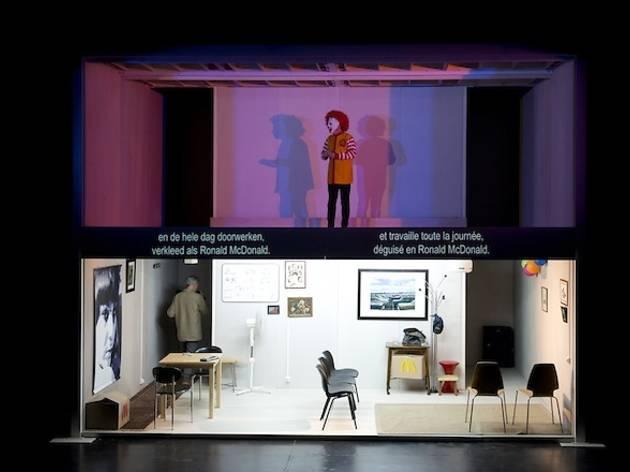 Théâtre • Cineastas