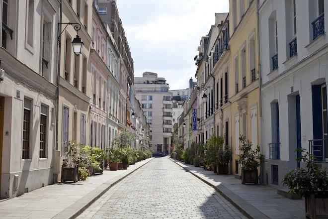 Promenades dans le Paris bucolique