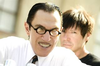 Ron and Russell Mael – Sparks