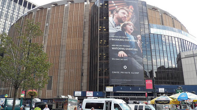 Madison Square Garden May Move In A Decade