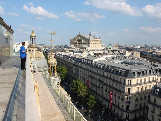 Terrasse Du Printemps Bars à Chaussée D Antin Paris