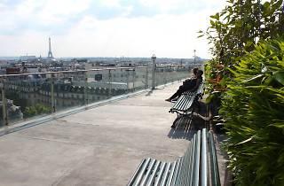 Terrasse du Printemps © C. Griffoulières - Time Out Paris