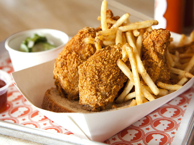 Bromberg Bros. Blue Ribbon Fried Chicken