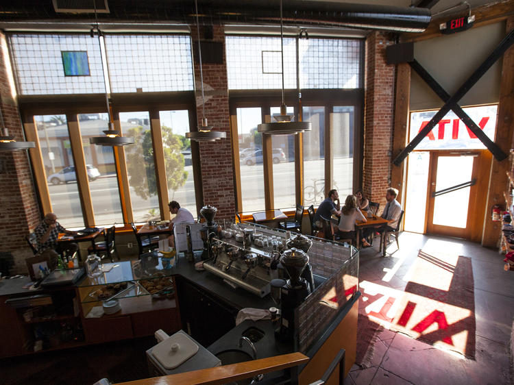 The best coffee shops in Silver Lake