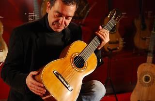 Museu de la Música: Guitarra clàssica. La millor col·lecció del món