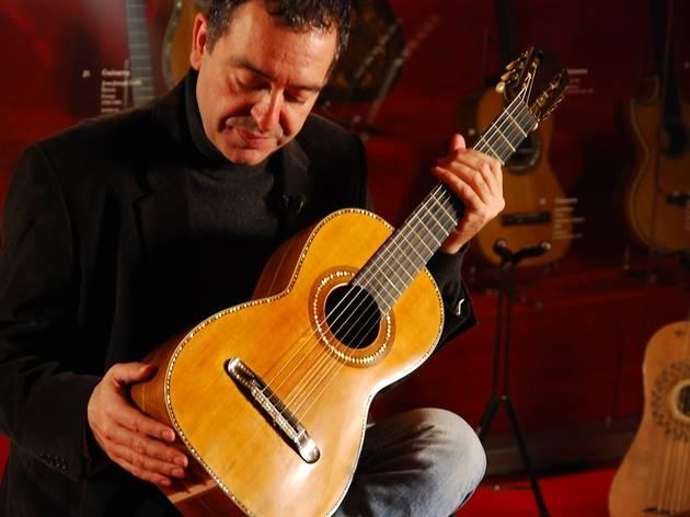 Museo de la Música: Guitarra clássica. La mejor colección del mundo