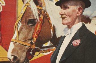 John Hinde (From 'British Circus Life', 1948)