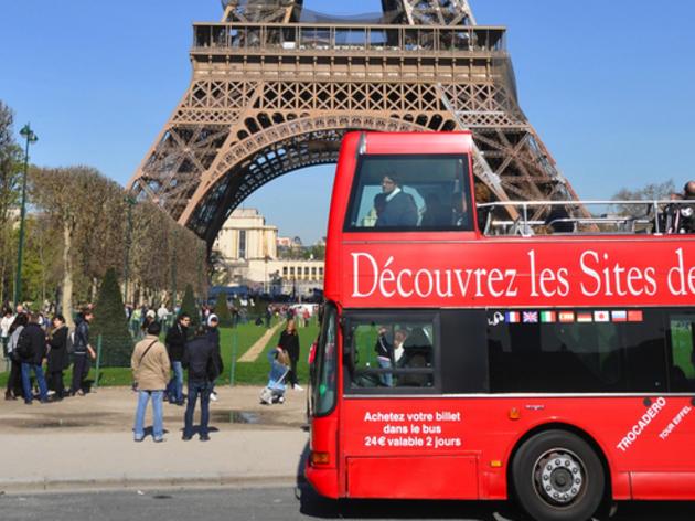 Take a bus tour