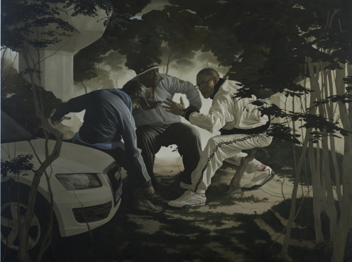 Art contemporain : la revanche de la peinture