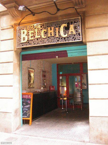 Bar Belchica