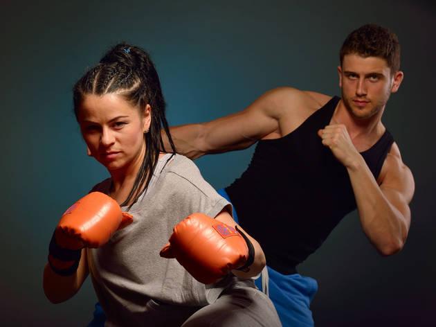 Kung Fu Fit/LGBT Self-Defense Workshop