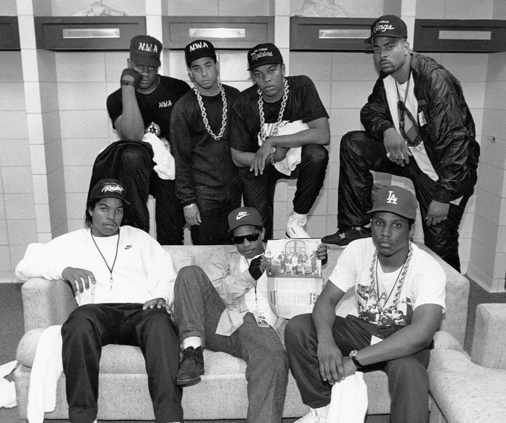 3. NWA – 'Straight Outta Compton' (1988)