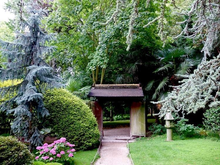 Secret parks in Paris