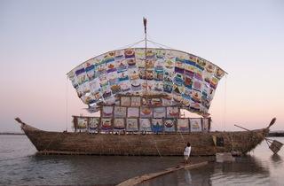Ilya and Emilia Kabakov, The Ship of Tolerance