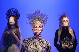 """The Fashion World of Jean Paul Gaultier: From the Sidewalk to the Catwalk"""