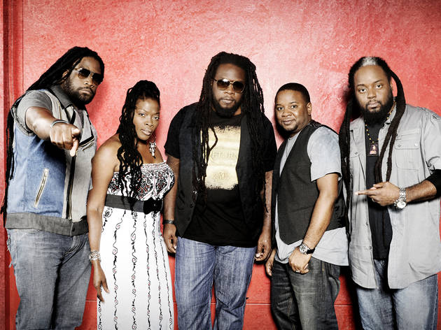 Morgan Heritage + Kes the Band + The Mighty Sparrow