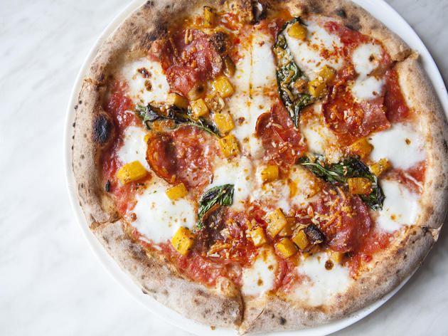 Free pizza at new 800 Degrees