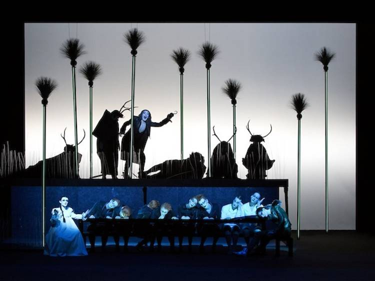 'Peter Pan' par Robert Wilson, CocoRosie et le Berliner Ensemble