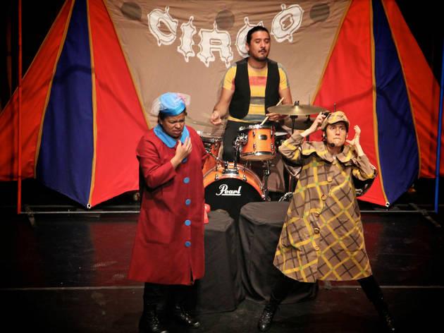 El misterio del circo dónde nadie oyó nada