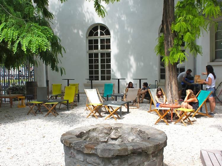 Maison de l'Architecture - Café A