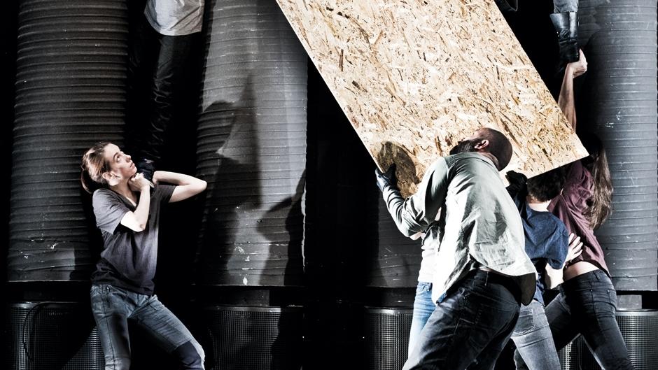 Théâtre • Plateau Effect