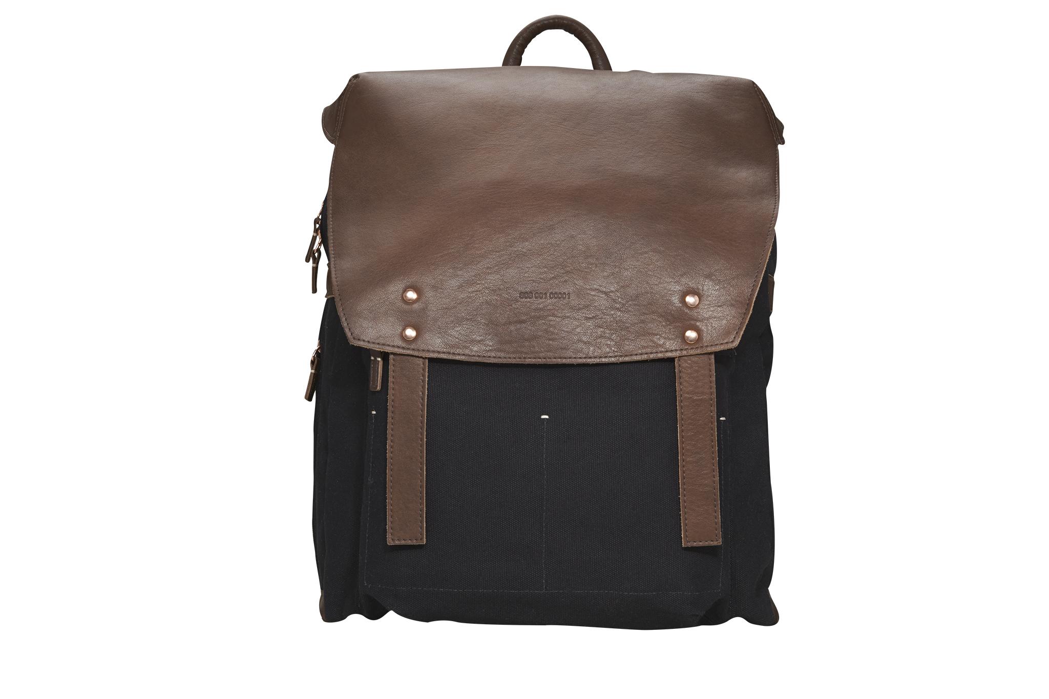 Shinola roll-top backpack, $595