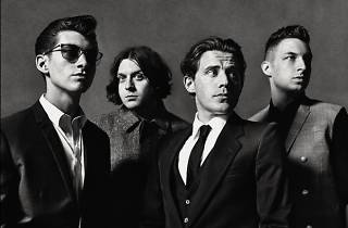 Arctic Monkeys + The Strypes