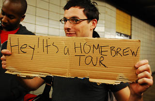 Long Island City Homebrew Tour