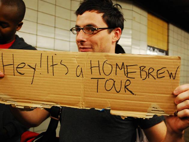 Long Island City Homebrew Tour