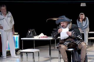 'Cyrano de Bergerac' par Dominique Pitoiset