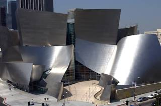 Discussion: Frank Gehry and Esa-Pekka Salonen on Walt Disney Concert Hall